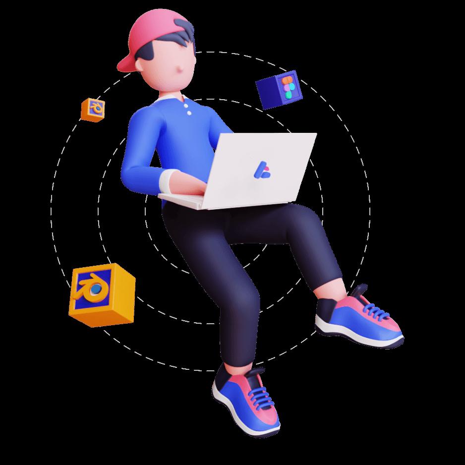 Kursus 3D Online Blender